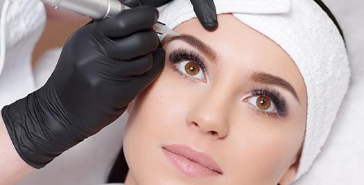 Micropigmentación en cejas en Jerez